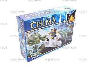 Конструктор игровой для детей «Чима», TD1002-A45