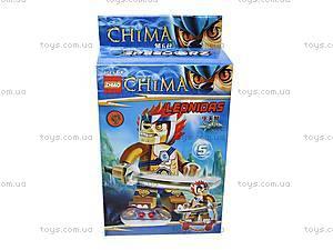 Конструктор игровой для детей Chima, 5703, отзывы