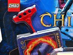 Конструктор игрушечный Chima Legend, 1701, отзывы