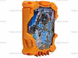 Конструктор Invinciblity Robot, 6 видов, 9800-9805