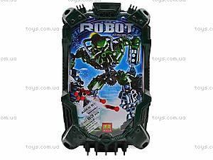 Конструктор Invinciblity Robot, 6 видов, 9800-9805, фото