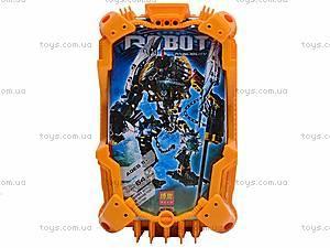 Конструктор Invinciblity Robot, 6 видов, 9800-9805, цена