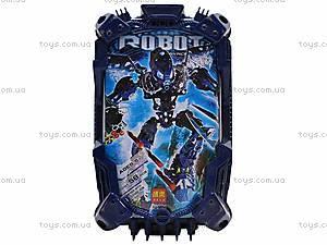 Конструктор Invinciblity Robot, 6 видов, 9800-9805, магазин игрушек