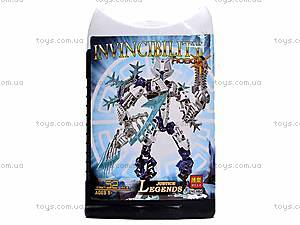 Конструктор Invinciblity Robot, с оружием, 9860-9865, фото