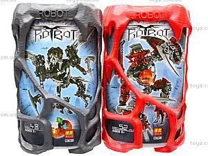 Конструктор Invinciblity Robot, в колбе, 9810-9815, цена