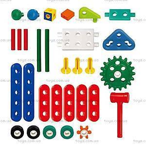 Конструктор IQCamp «Первые шаги», 1104, детские игрушки