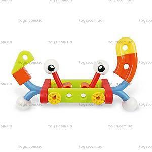 Конструктор IQCamp «Сумасшедшие создания», 1102, магазин игрушек