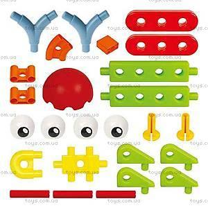 Конструктор IQCamp «Сумасшедшие создания», 1102, toys