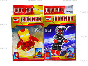 Детский конструктор Iron Man, 1391-1398, купить