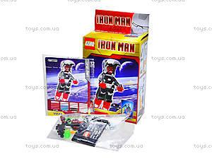 Детский конструктор Iron Man, 1391-1398, фото