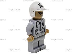 Конструктор «Истребитель», 228 элементов, 22501, детские игрушки