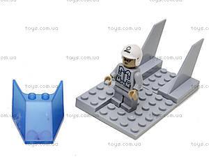 Конструктор «Истребитель», 228 элементов, 22501, toys.com.ua