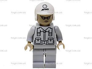Конструктор «Истребитель», 228 элементов, 22501, toys