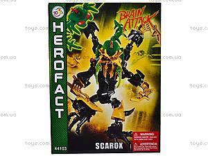 Конструктор из серии Herofact Scarox, 44103, фото