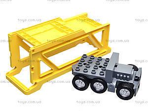 Конструктор «Магазин с грузовиком», 5225, фото