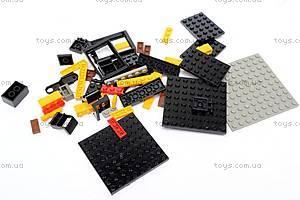 Конструктор «Железная дорога», 301 элемент, 10618, игрушки