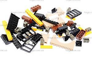 Конструктор «Железная дорога», 301 элемент, 10618, магазин игрушек