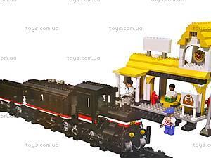 Конструктор «Железная дорога», 800 деталей, 14601