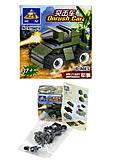 Детский конструктор «Военная машина», 37 деталей, KY84014, фото