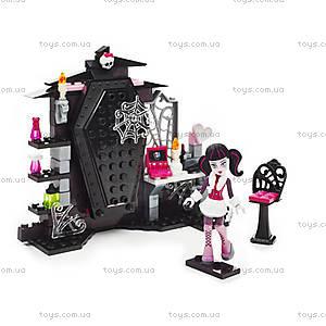 Игровой набор Mega Bloks Monster High «Комната Дракулоры», CNF80, купить