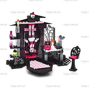 Игровой набор Mega Bloks Monster High «Комната Дракулоры», CNF80