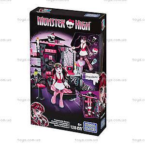 Игровой набор Mega Bloks Monster High «Комната Дракулоры», CNF80, отзывы