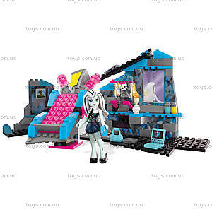 Конструктор Monster High Mega Bloks «Комната Фрэнки», CNF81