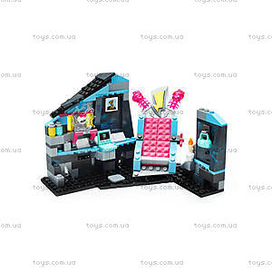 Конструктор Monster High Mega Bloks «Комната Фрэнки», CNF81, фото