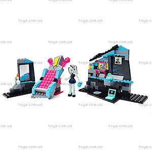 Конструктор Monster High Mega Bloks «Комната Фрэнки», CNF81, отзывы