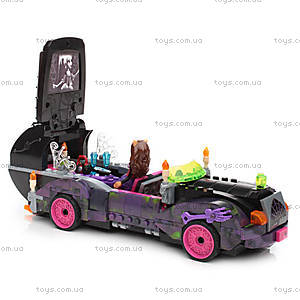 Конструктор Mega Bloks «Киномобиль Monster High», CNF82, купить
