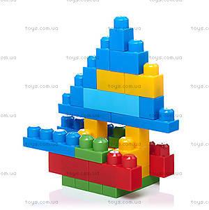 Конструктор Mega Bloks классический, 60 деталей, DCH55, отзывы