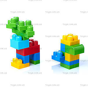 Конструктор Mega Bloks классический, 60 деталей, DCH55, цена