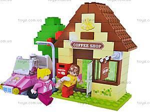 Конструктор «Кофейня», 24405, фото