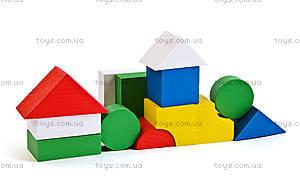 Конструктор «Цветной», 14 деталей, 6678-14