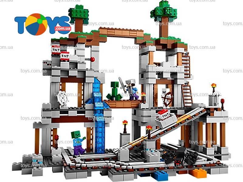 lego minecraft шахта купить в днепропетровске