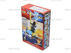 Детский конструктор, поставляется в коробке, 3D35901-35906 H, купить
