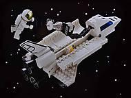 Конструктор «Космическая база», 515, детские игрушки