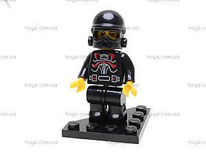Конструктор «Космический десант», 34 деталей, M38-B0313R, toys.com.ua