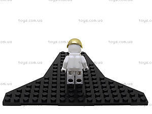 Конструктор «Космический корабль», 509, игрушки