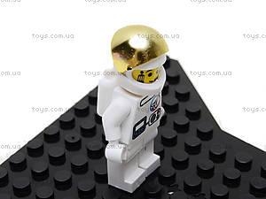 Конструктор «Космический корабль», 509, детские игрушки