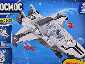 Конструктор «Космос», 126 деталей, 25465, фото