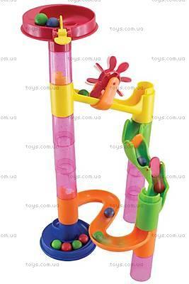 Конструктор-лабиринт с шариками Marbureka, 29 частей, 25339, купить