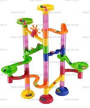 Конструктор-лабиринт с шариками Marbureka, 45 частей, 25322, купить