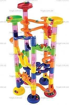 Конструктор-лабиринт с шариками Marbureka, 74 частей, 25315, купить