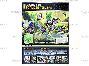 Детский конструктор LELE «Воин джунглей», 6001, купить