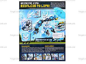 Детский конструктор LELE «Ледяной воин», 6005, купить