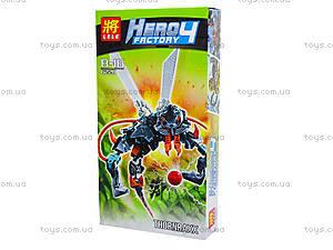 Детский конструктор Hero Factory, 4 вида, 6282-836227-28, фото