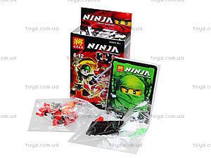 Детский конструктор «Мой ниндзя», 78011, купить