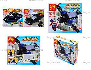 Конструктор детский Super Heroes, 78041
