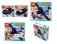 Конструктор детский Super Heroes, 78041, купить